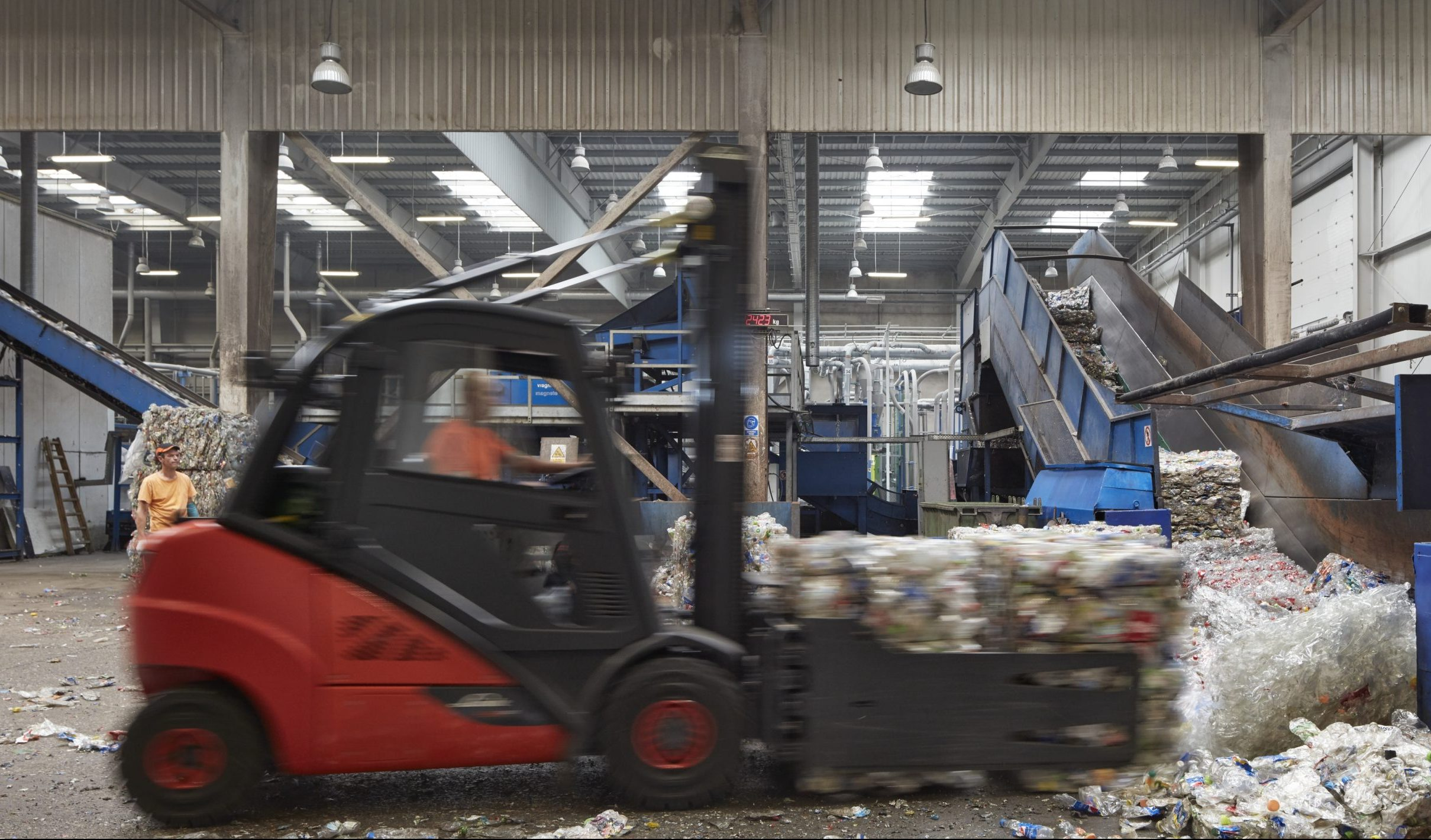 ALPLA Group: jedes Jahr 50 Millionen Euro für Recycling