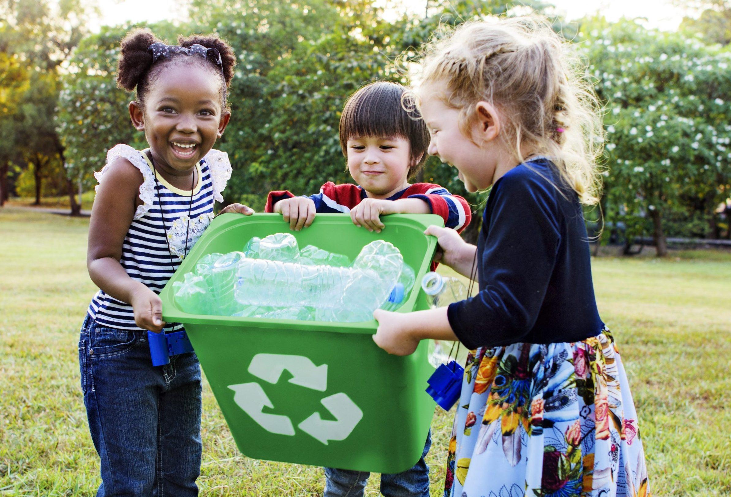 Global Recycling Day: Recycling spart jedes Jahr über 700 Millionen Tonnen Co2-Emissionen