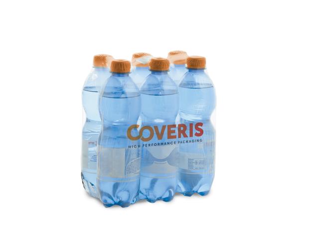 Coveris Duralite R: Recyclebare Schrumpffolie aus 100% Rezyklat