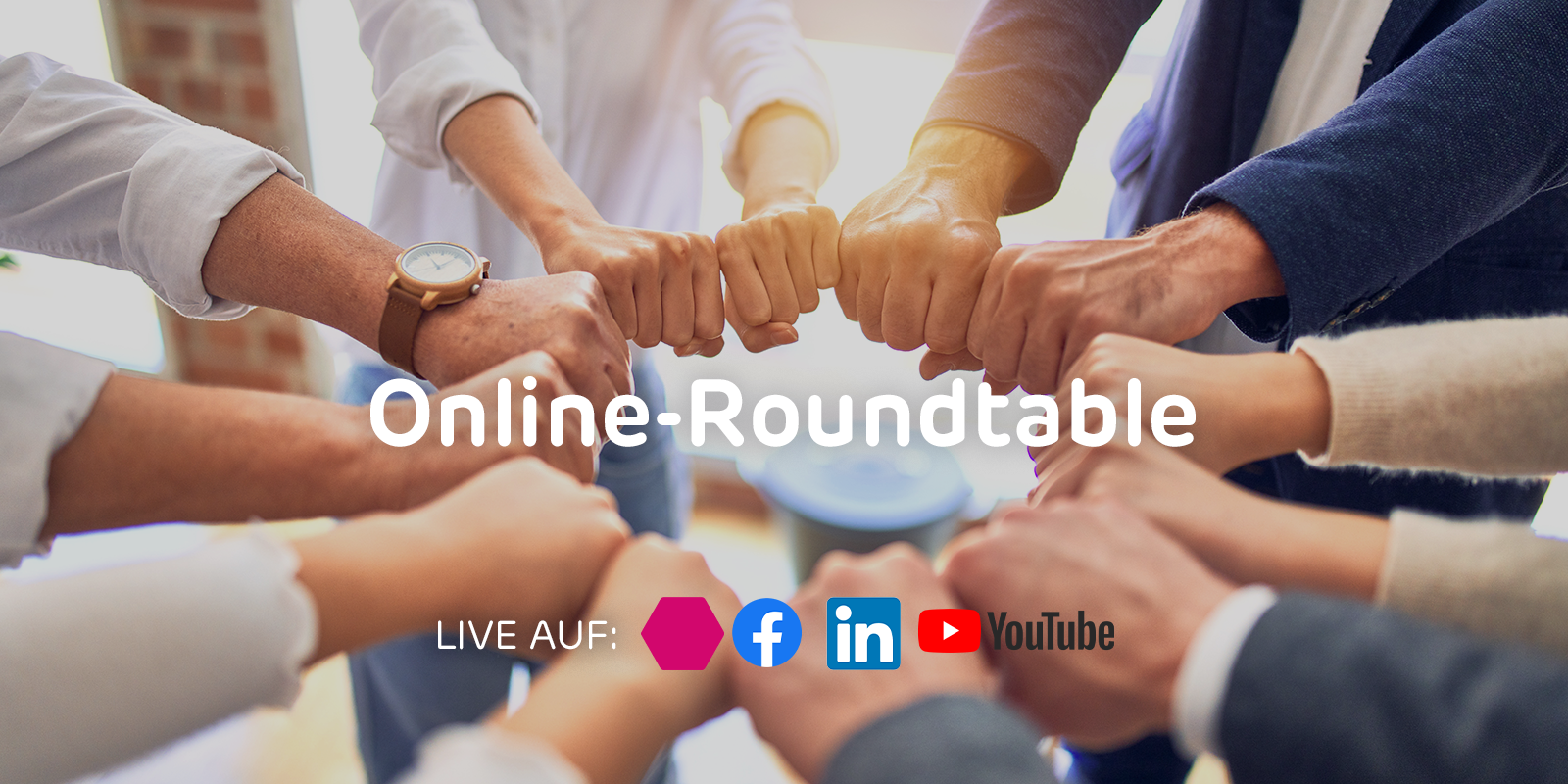 """Online-Roundtable: """"It's all about the mindset."""""""
