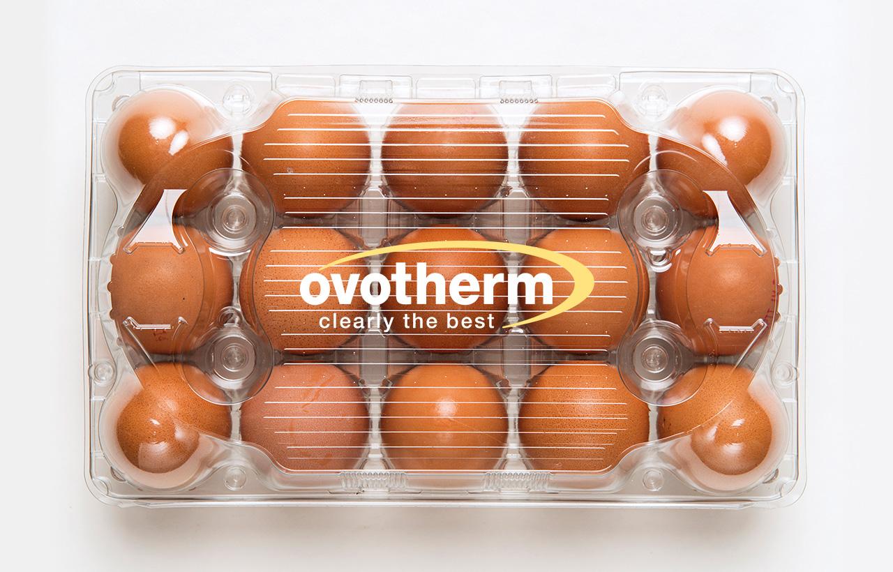 Eierverpackungen von Ovotherm haben Zukunftspotential